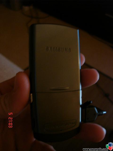 Bienvenidos a la Elegancia 2 >>>> Samsung U600
