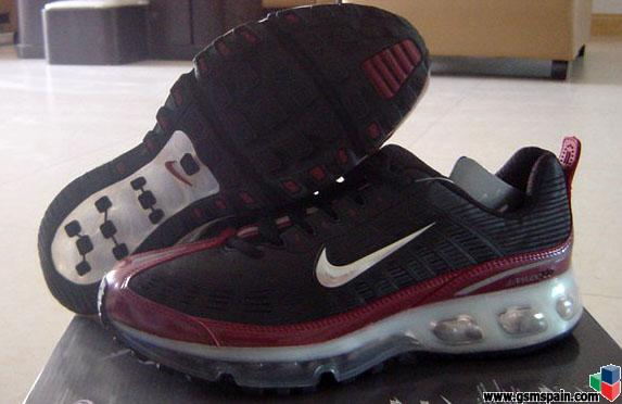 Zapatillas Nike Air 360 Impresionantes!!!!!