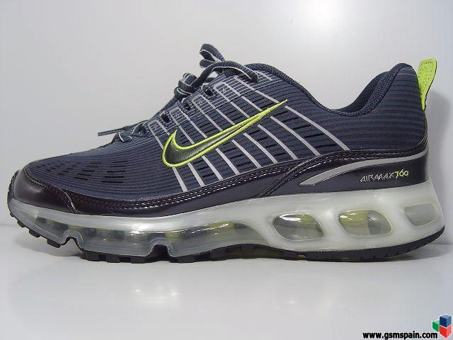 Zapatillas Nike Air 360 Impresionantes!!!!!