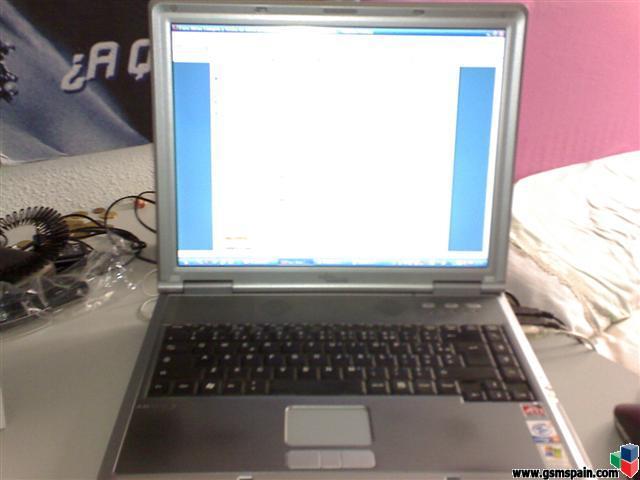 Cambio Ordenador Portátil Fujitsu Siemens Amilo D7830