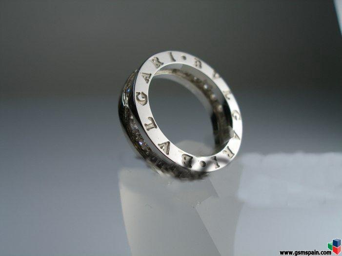 mitad de descuento e8493 13f01 Vendo anillos RPL Bvlgari Bzero1 con circonitas