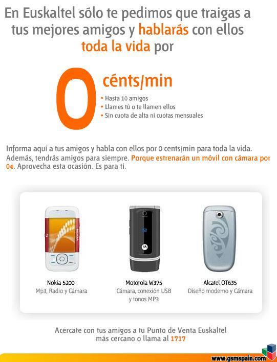 ¿Habla con 10 moviles a 0€?