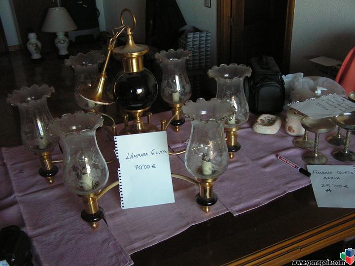 articulos decoracion casa lamparas cristaleria juego On articulos decoracion casa