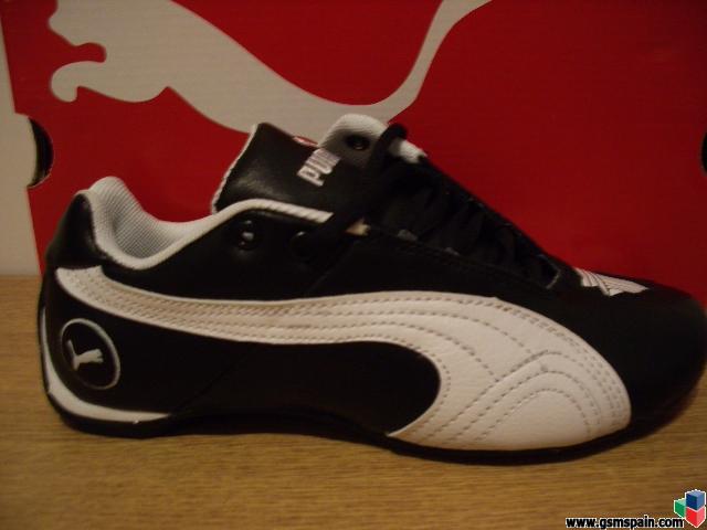 imagenes de zapatillas puma ferrari negras
