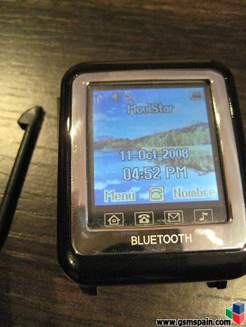 El móvil más pequeño del mundo
