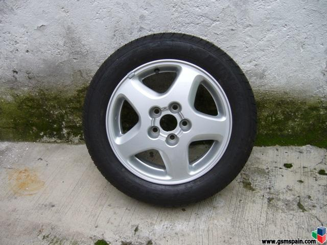 Vendo Ruedas Todo Terreno 4X4 Michelin