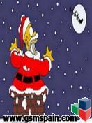 Dibujitos para MMS navideños