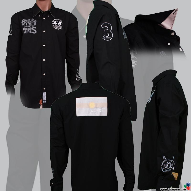 VENDO camisas ORIGINALES 100% (Demostrable) de LA MARTINA
