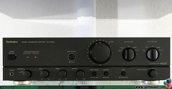 "Amplificador Technics ""Class AA"" SU-VX500 ""VINTAGE"""