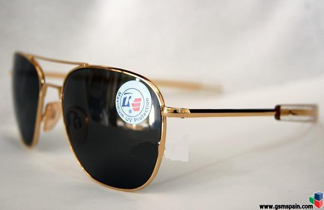 Vendo Randolph Engineering Aviator Sunglasses Army MILITARY