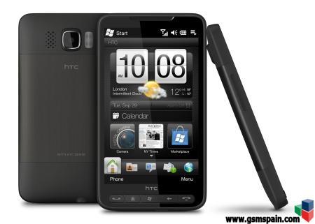 Vendo moviles HTC HD2 libres y nuevos totalmente a estrenar