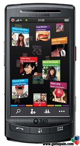 --[Hilo Oficial]-- Samsung H1 - Vodafone 360 vol II