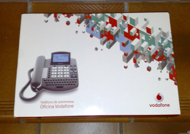 Vendo telefono fijo vodafone valido para sims de prepago for Telefono oficina vodafone
