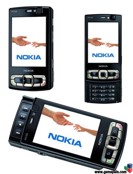 @@@@@@@ Busco Y Compro Nokia N95 8 Gigas En Madrid@@@@