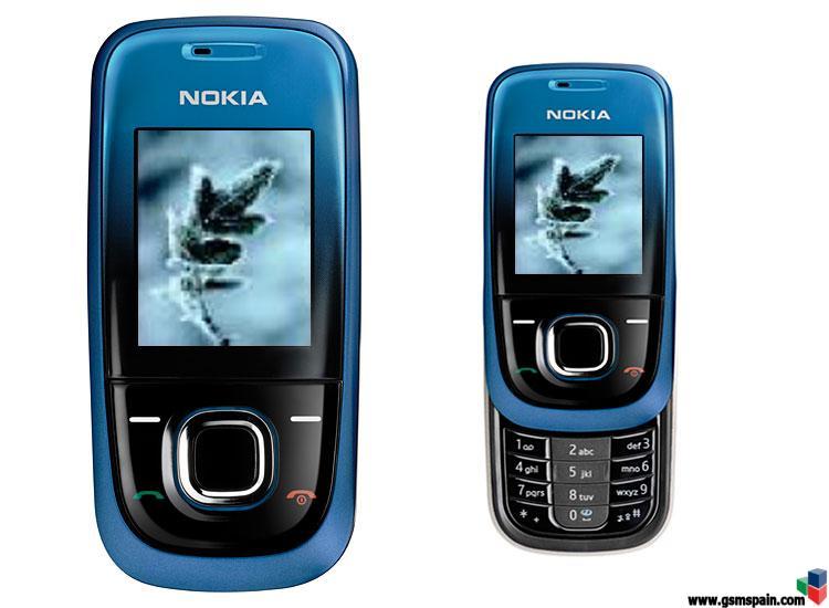 Vendo Nokia 2680 Movistar a estrenar