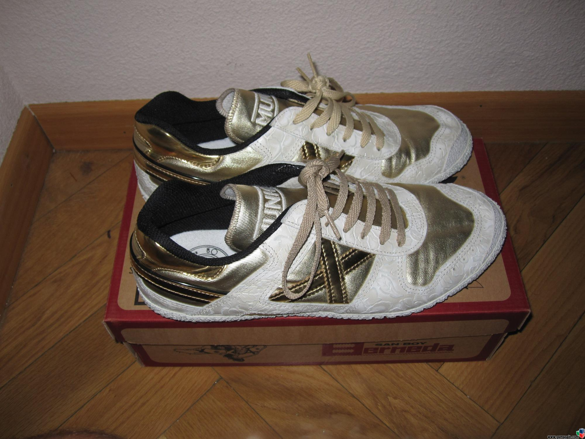 zapatillas munich en madrid: