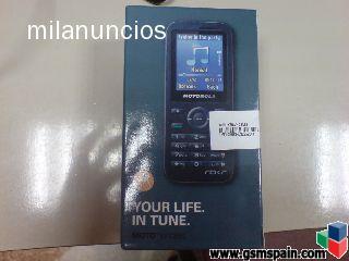 [VENDO] Motorola WX390 - Nuevo a estrenar, Libre y Factura -- 19.95€ !!!