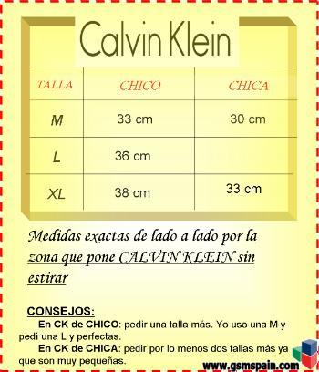 [ VENTA] De Calvin Klein a precio de FABRICA.