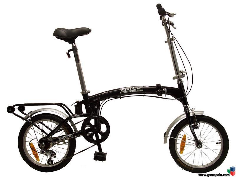 Consejo sobre bicicleta plegable - Guardar bicicletas en poco espacio ...