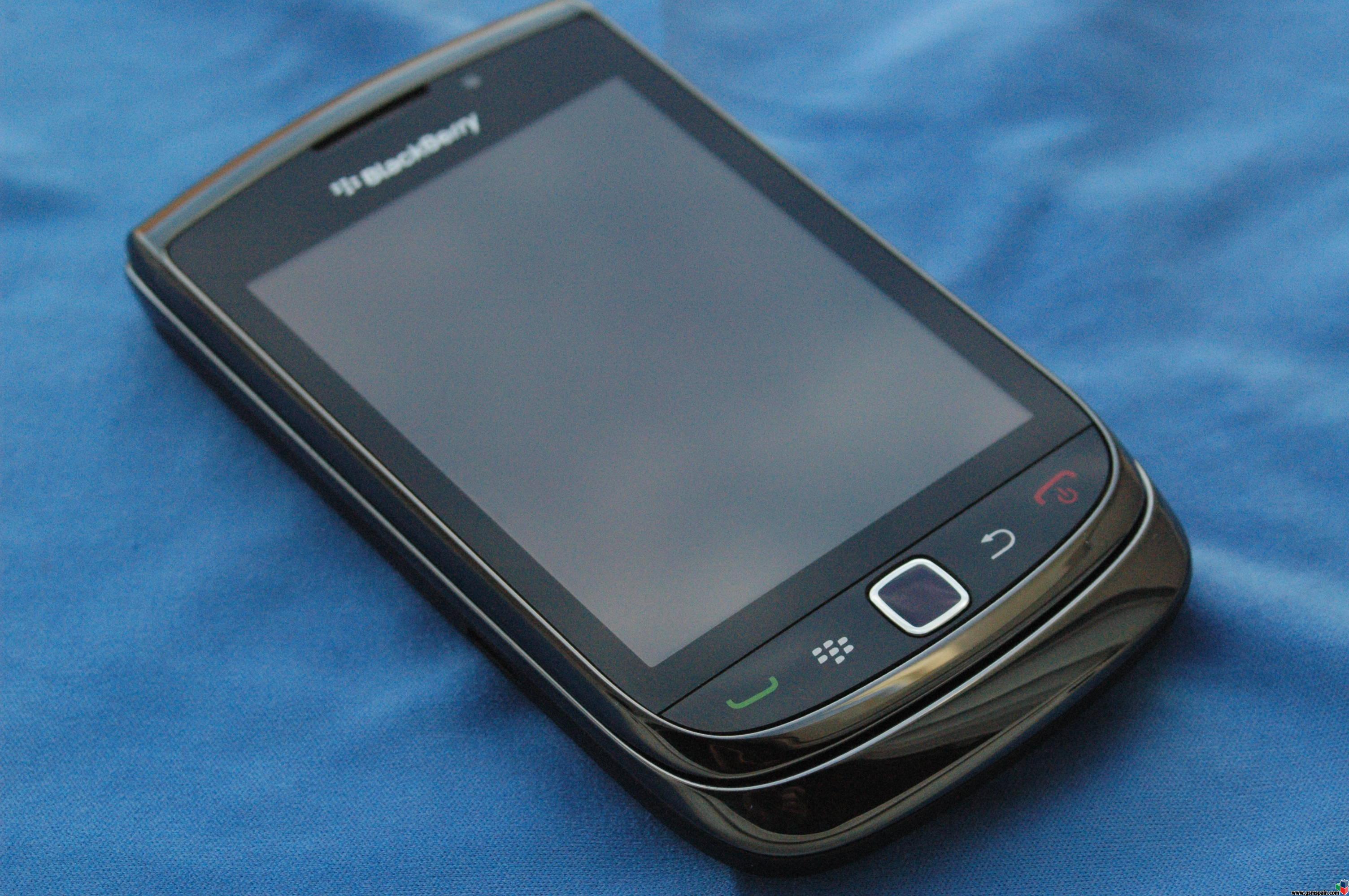 Blackberry 9800 Torch galer�a de imagenes