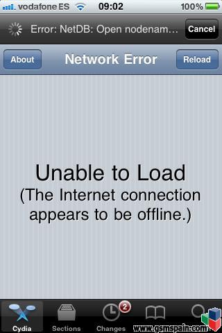 Mi iphone 3g no encuentra wifi