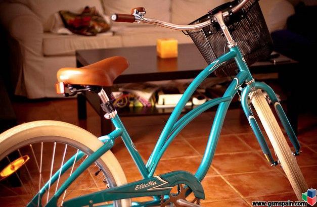 [VENDO] Vendo bicicleta Electra Cruiser Custom