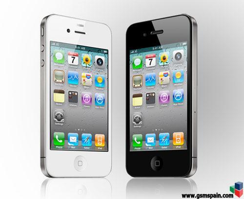 [cambio] Iphone 4 Orange 16gb Negro X Blanco