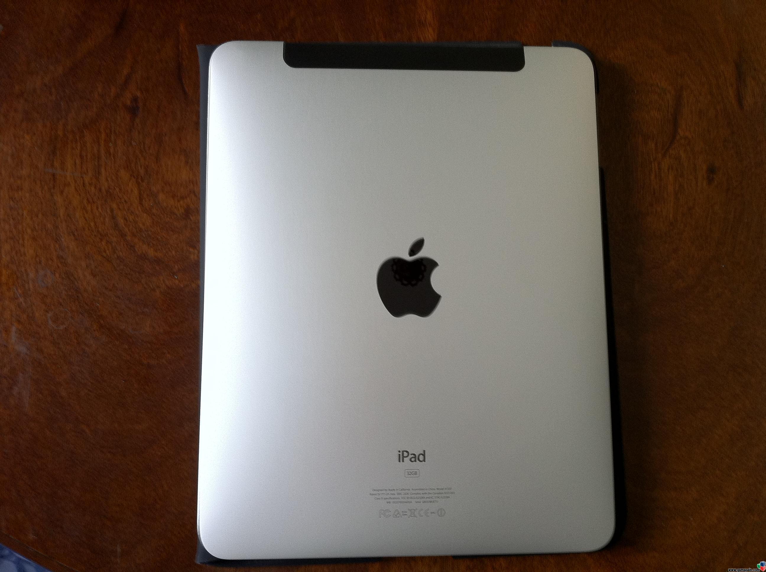 Vendo ipad 1 3g 32gb perfecto y funda original - Ipad 1 funda ...
