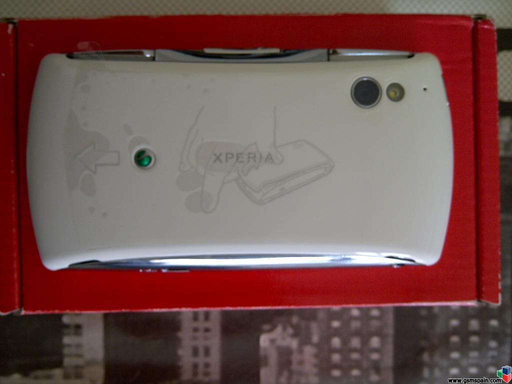 [VENDO] Sony Ericsson Xperia Play blanquito y libre!!!