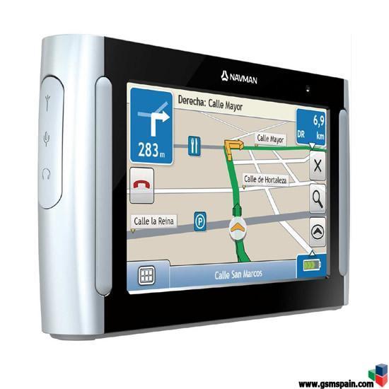 [VENDO] GPS Navman S50, perfecto, nuevo, buen precio