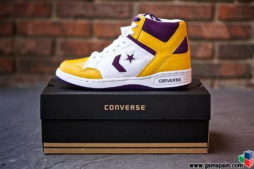 zapatillas converse johnson