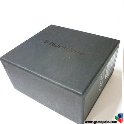 [VENDO] BLACKBERRY 9900 A ESTRENAR PRECINTADA.. recibida hoy puntos Orange