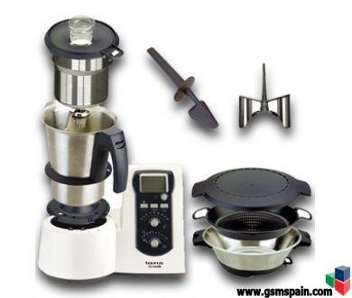 Vendo robot de cocina taurus mycook 59 valorado en 799 euros - Robot de cocina taurus mycook 59 precio ...
