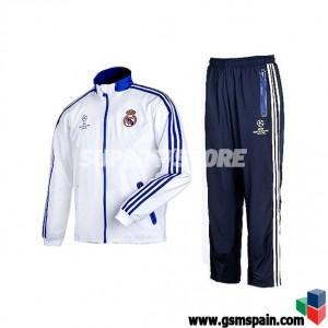 Vendo Ropa Original Real Madrid Temporada 2010 2011