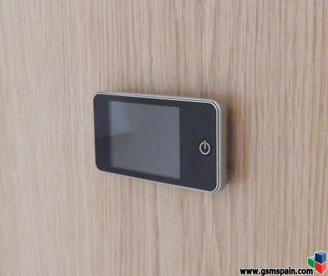 Vendo nueva mirilla digital para puerta de entrada - Mirillas digitales para puertas ...
