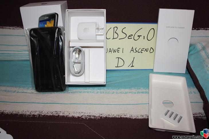 [vendo] Huawei Ascend D1