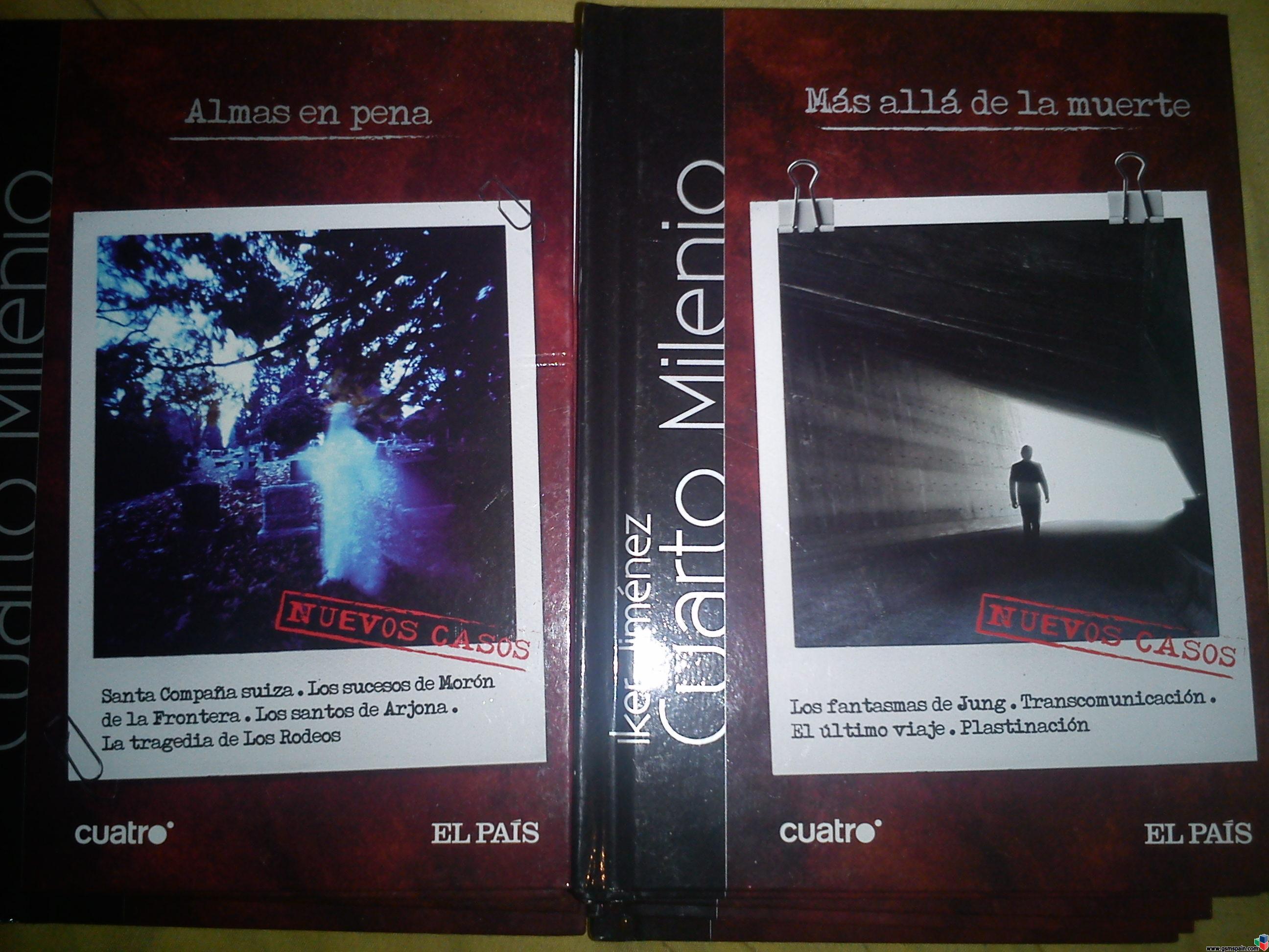 VENDO] Coleccion de 25 Vol Completo de CUARTO MILENIO