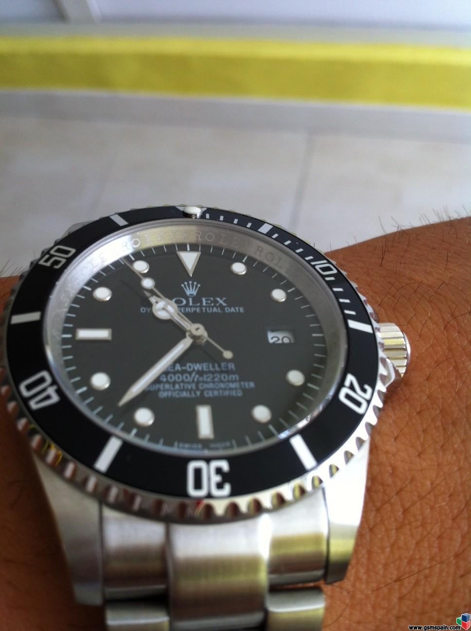 best website 07f9c 4f6a0 vendo] Rolex Replica Submariner Sea Dwealer Eta 2836-2 ...