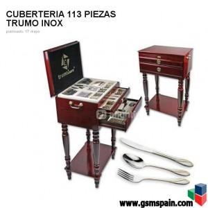 Cuberteria 113 pzs precio liquidaci n for Cuberteria 113 piezas