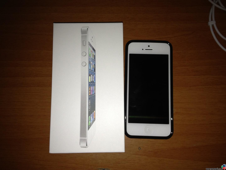 67c731a6e2c [VENDO] Iphone 5 Blanco Libre 16GB factura del 3/11/12 650€