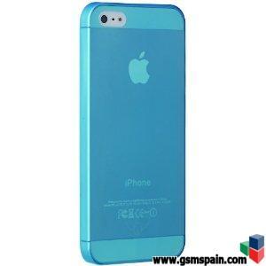 [VENDO] Funda Ozaki O!Coat 0.3  Iphone 5 Azul