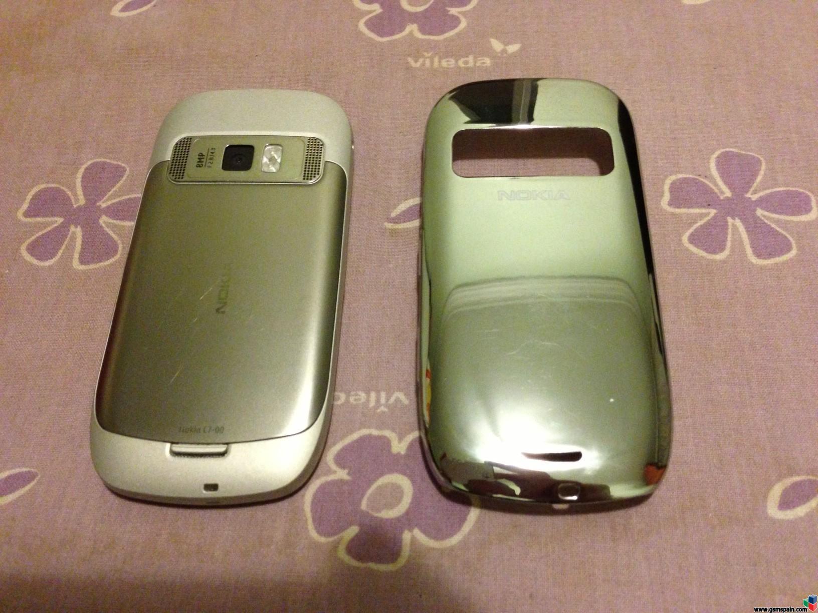 [CAMBIO] Nokia C7 Libre  8gb