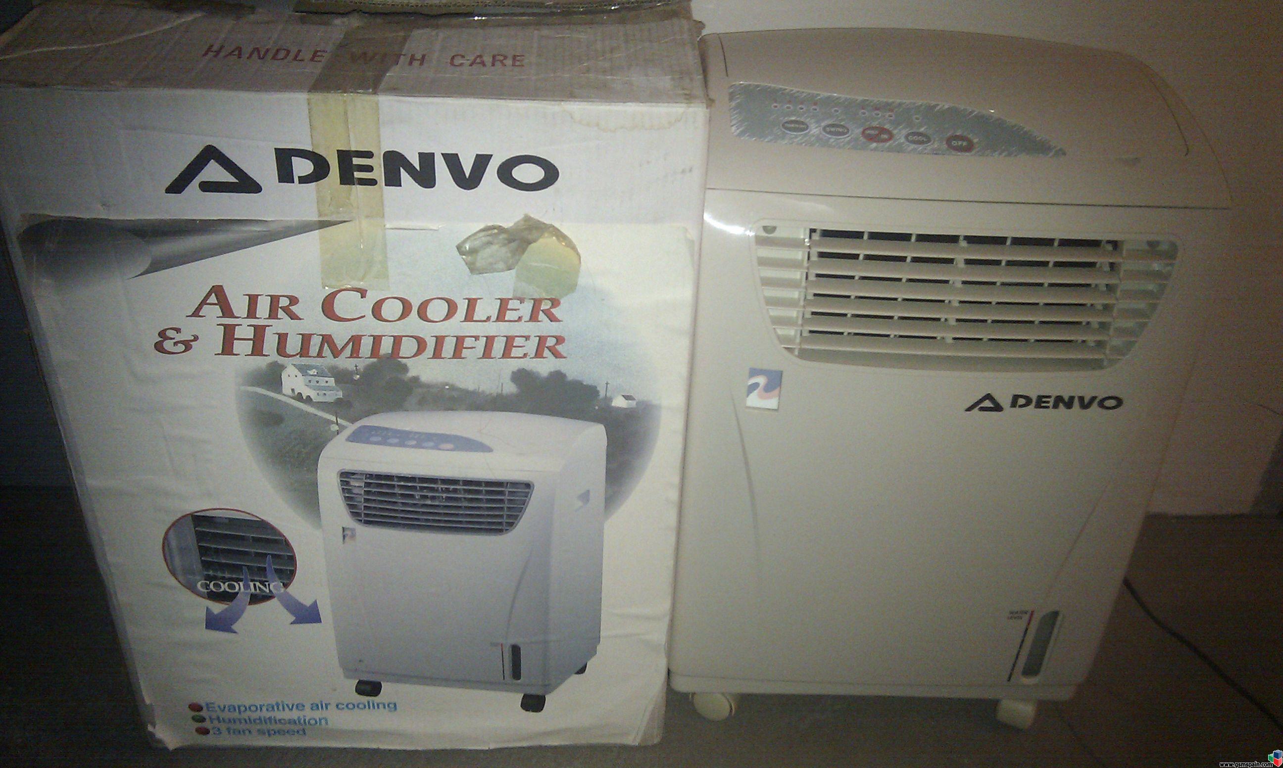 vendo aire acondicionado port til humidificador denvo
