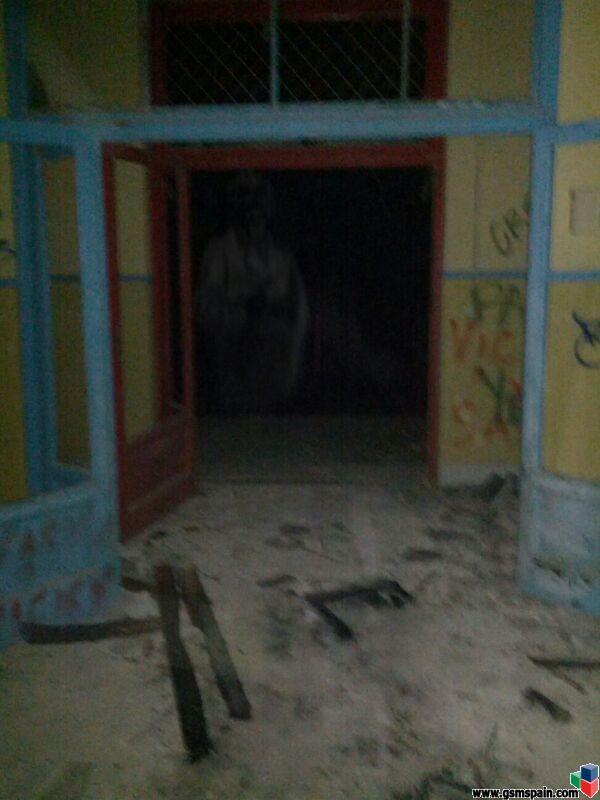 Hermoso Sanatorio Sierra Espuña Cuarto Milenio Fotos ◁▻ El ...