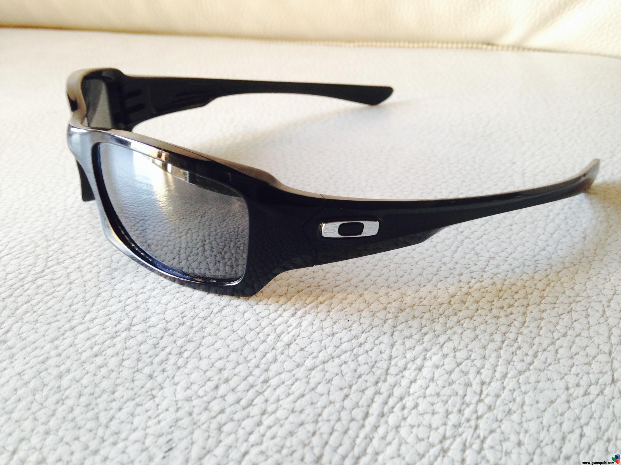 vendo gafas sol oakley