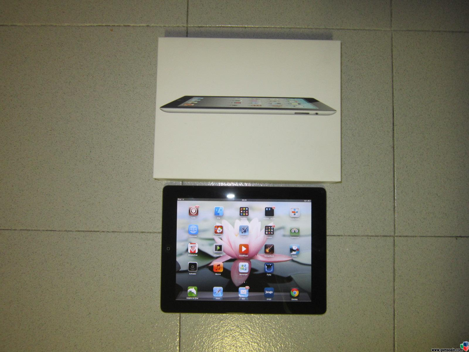 [VENDO] Ipad 2 16gb wifi,color negro