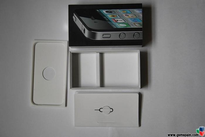 [VENDO] Caja iphone 4.