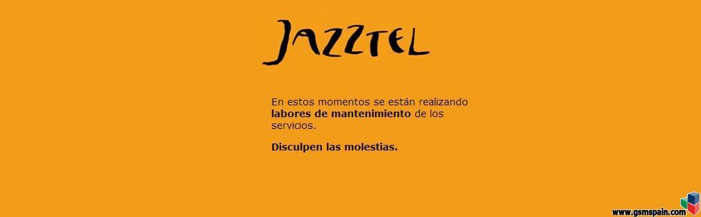 Sin Servicio Movil Jazzcard Desde La 13 H Que Yo Sepa