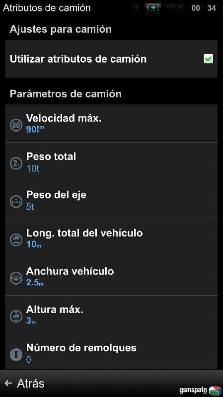 Ha salido el Sygic GPS Navigation TRUCK 13.2.5 Maps NT-2013.09