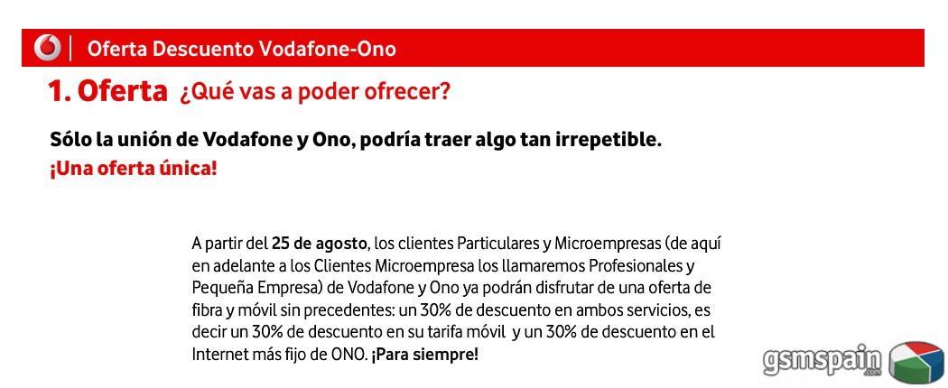 [HILO OFICIAL] Confirmada Oferta Vodafone-Ono desde el 25 de Agosto